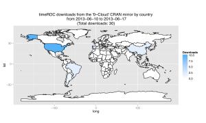 timeROC worldmap